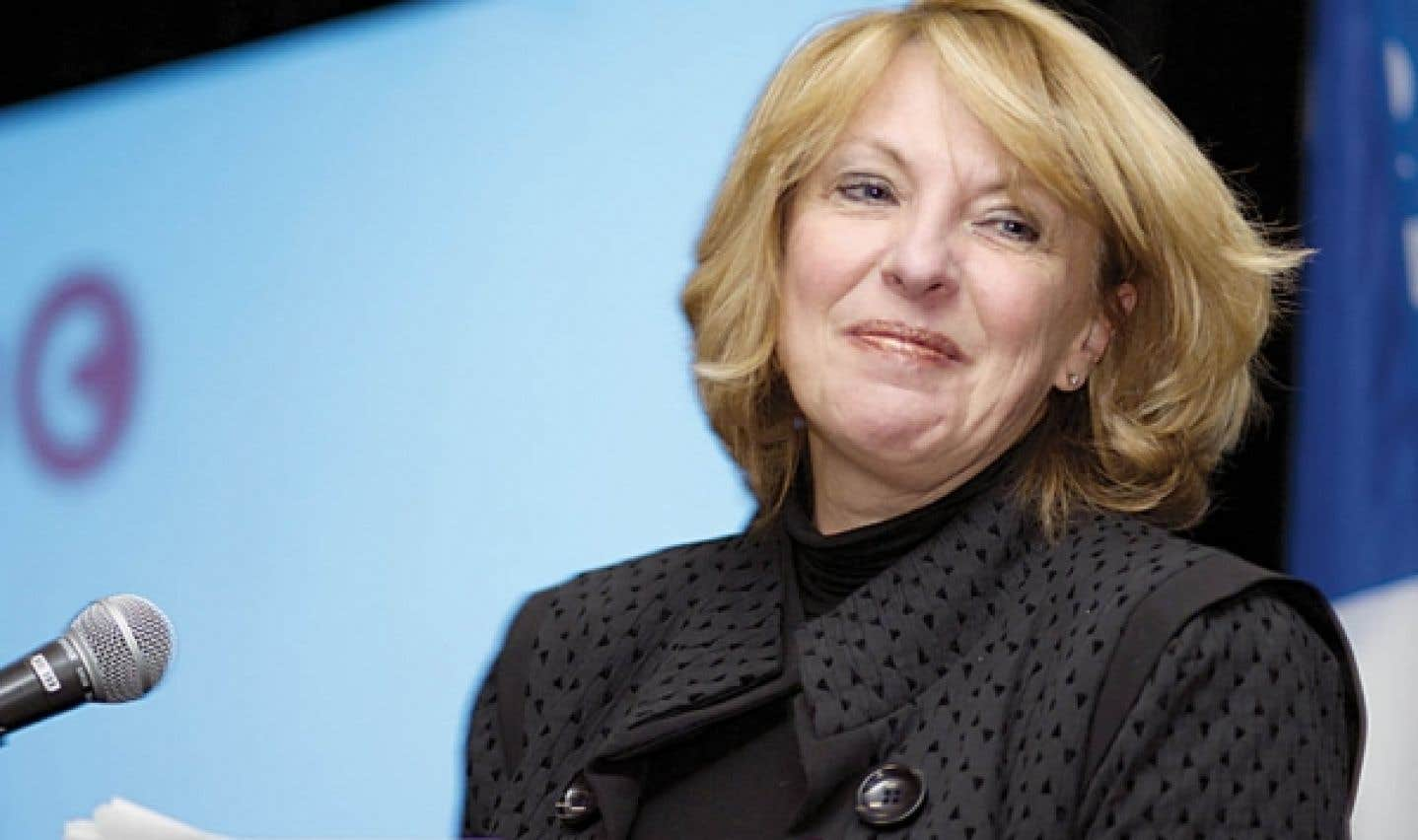 Entrevue avec Christine St-Pierre - L'égalité, plutôt que le féminisme, pour accrocher les jeunes!