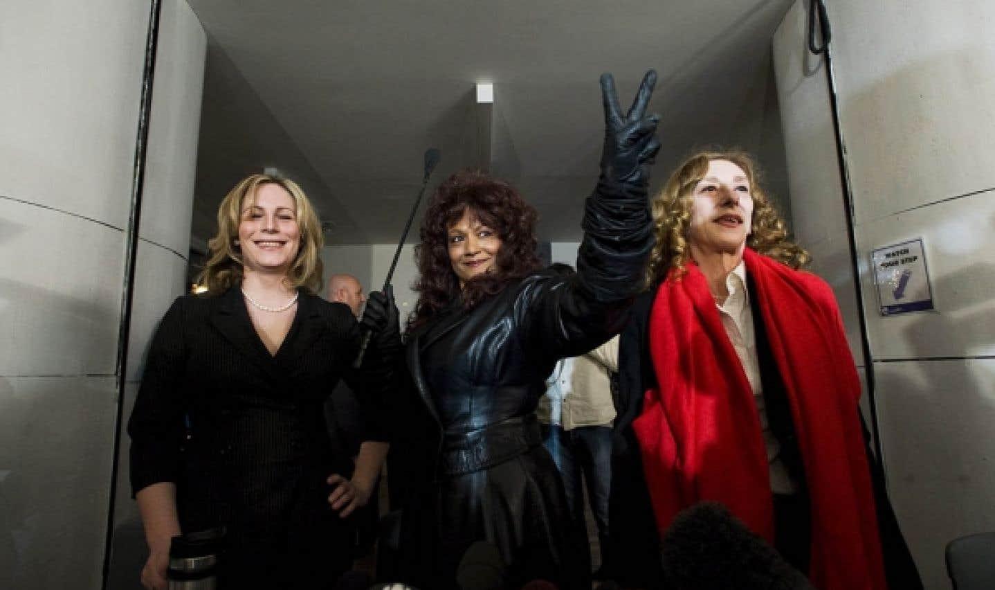 Légalisation des maisons closes - La Cour d'appel de l'Ontario relance le débat sur la prostitution