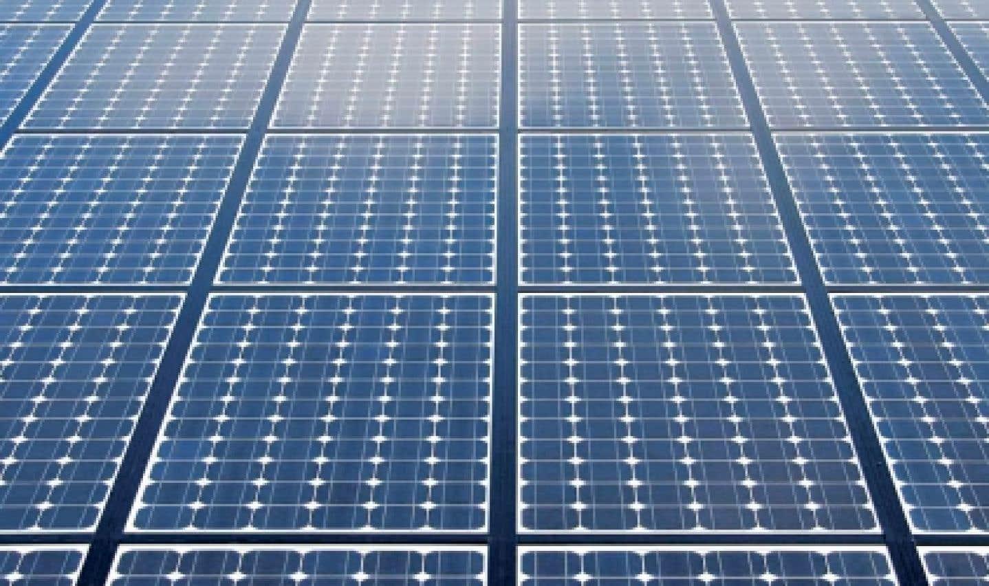 L'énergie solaire a le potentiel de croissance le plus élevé à l'échelle planétaire dans l'avenir.