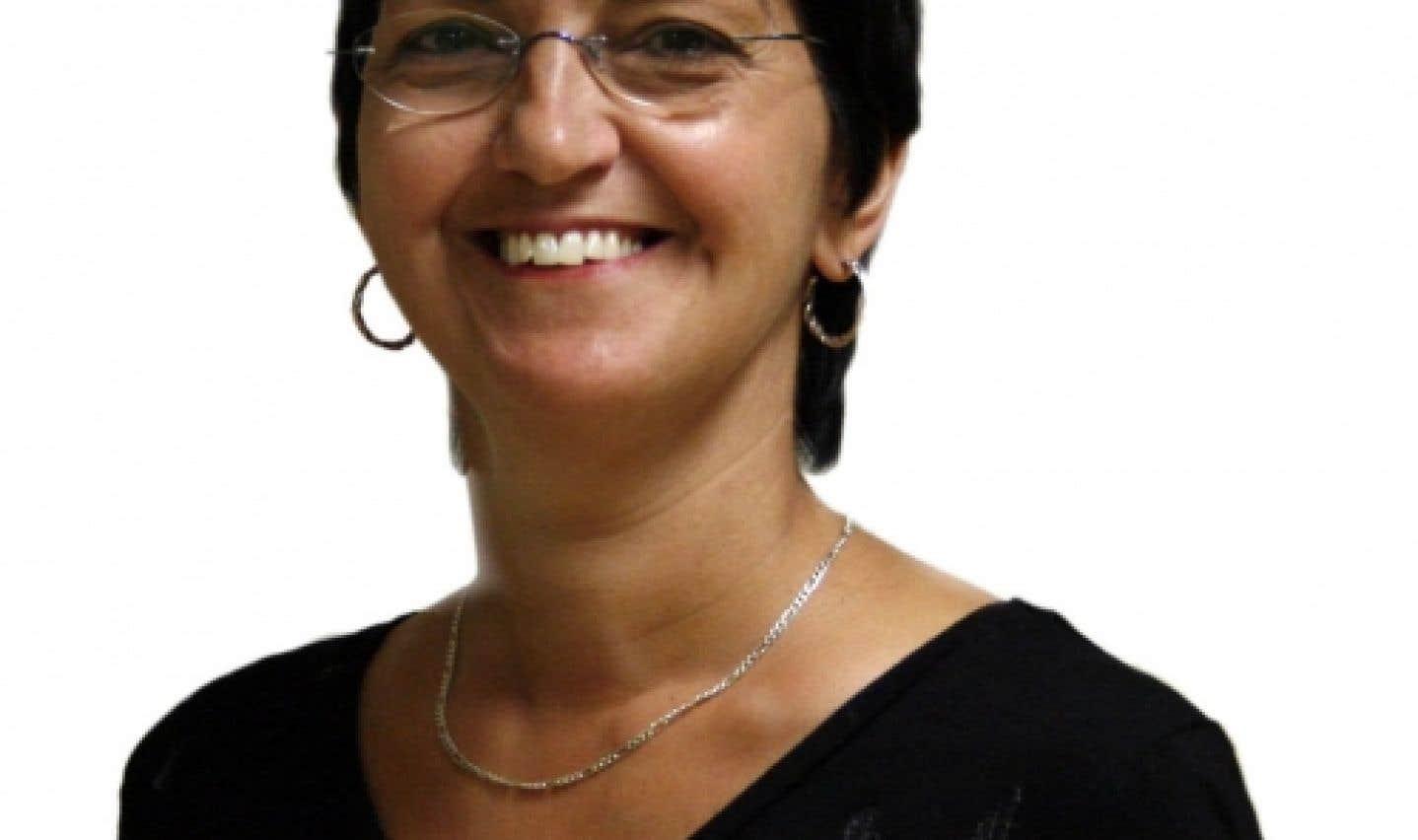 Agnès Beaulieu, directrice générale et cofondatrice d'Insertech Angus: «Les entreprises peuvent faire une reconversion écologique.»