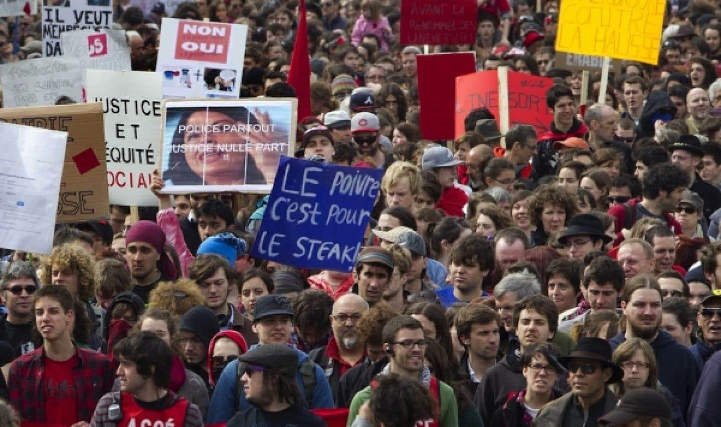 Droits de scolarité: Québec refuse l'offre de discussion des étudiants