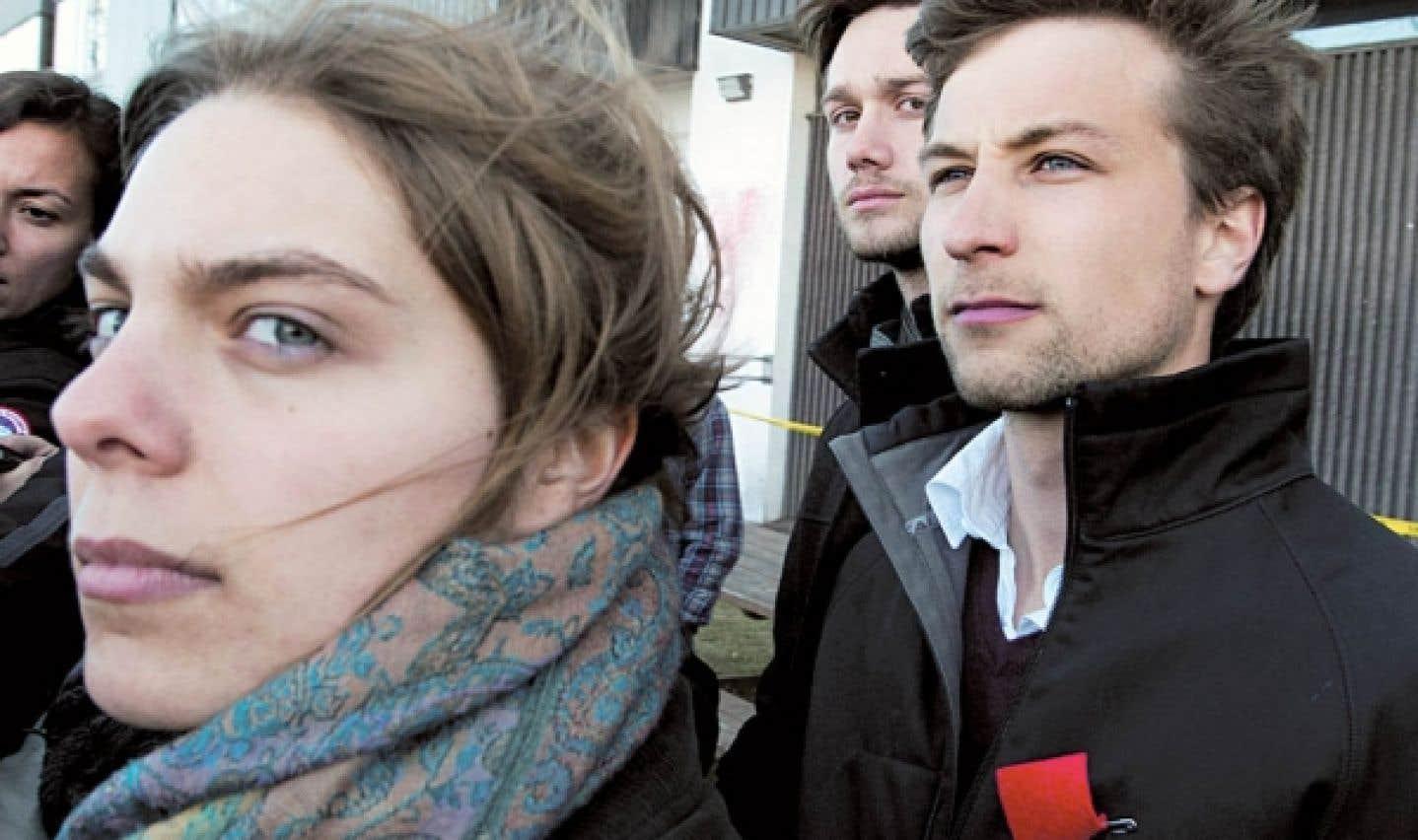 La jeunesse qui pousse le Québec à la maturité