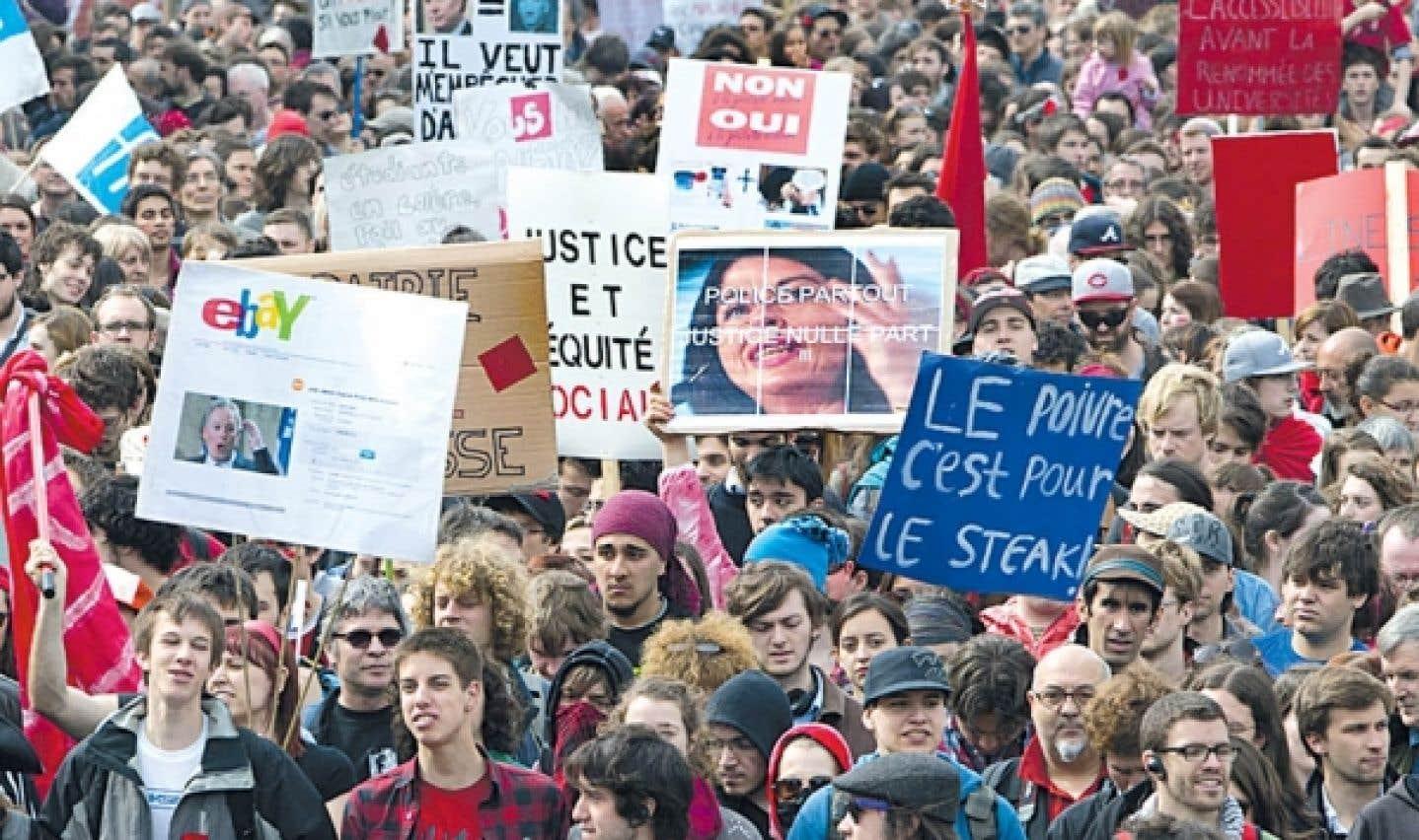 Du bon et du mauvais usage des mots au temps de l'agitation étudiante