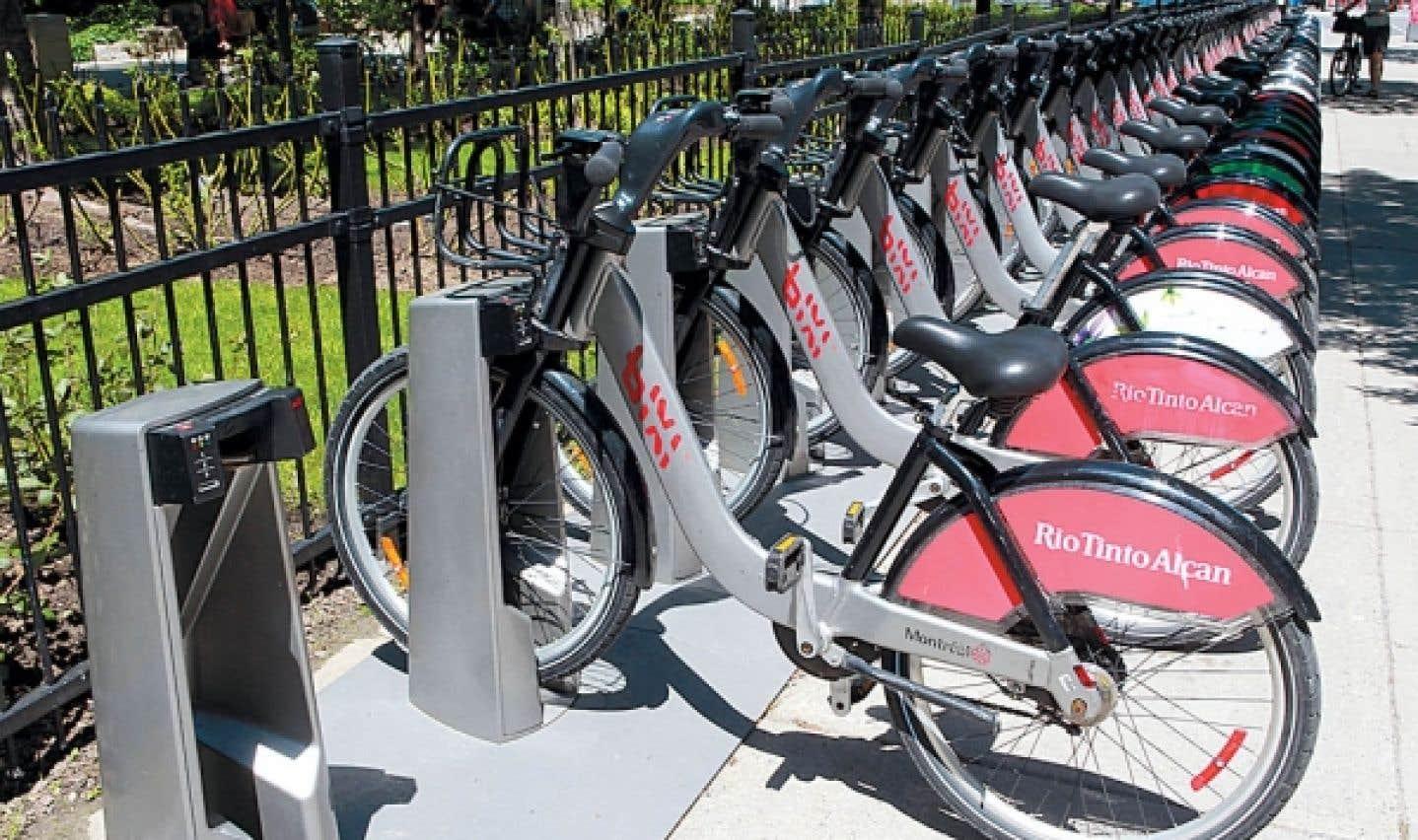 Une poursuite de 26 millions a été engagée contre la Société de vélo en libre-service Bixi.