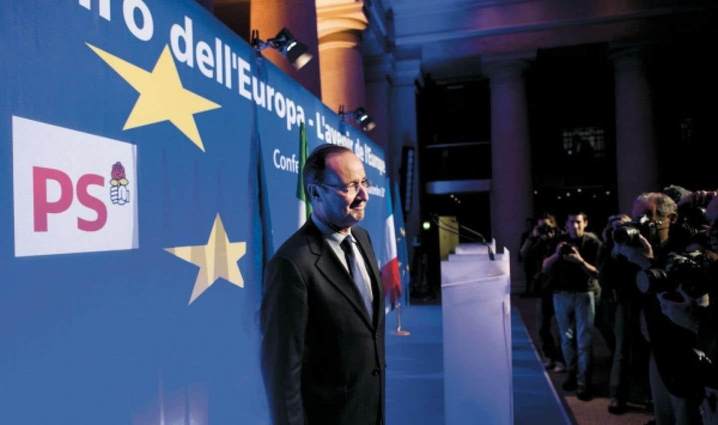 Une première rencontre entre Hollande et ses homologues européens prévue fin mai
