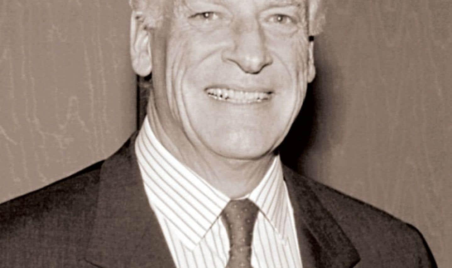 Derek A. Price, bénévole d'affaires