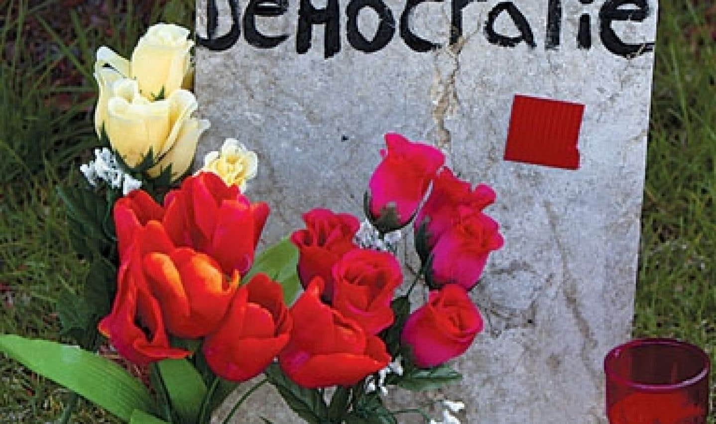Le carré rouge crée de la confusion dans un bureau de vote d'Argenteuil