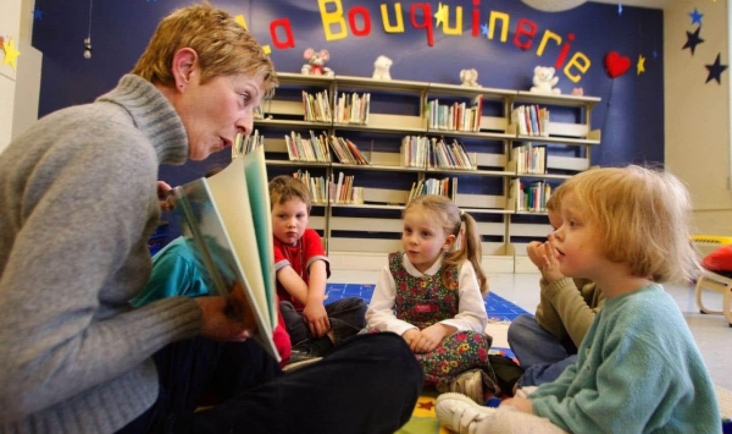 Prévenir les difficultés d'apprentissage en lecture dès la maternelle permet de réduire le décrochage scolaire.