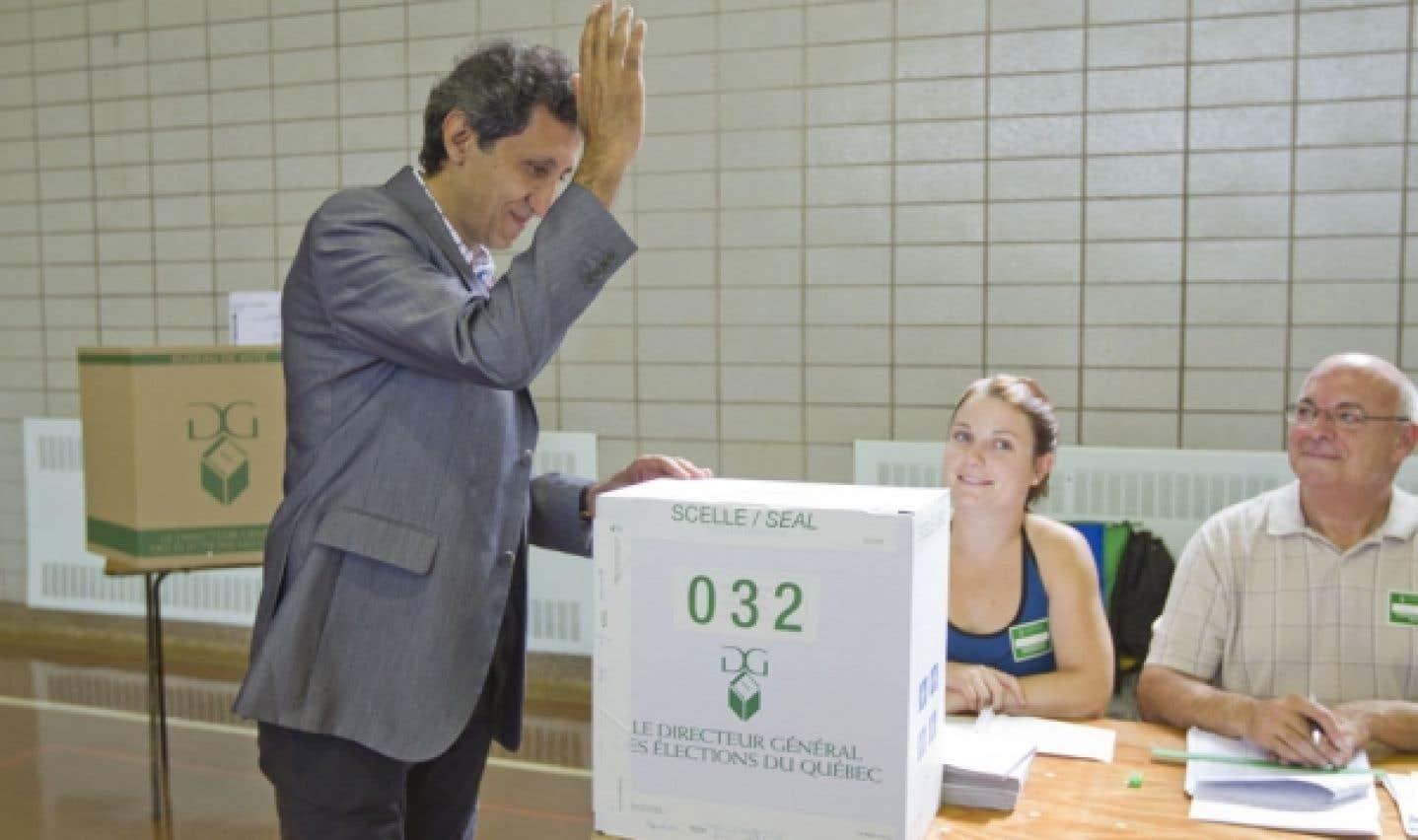 Le Québec à l'heure du choix: près de 6 millions d'électeurs appelés aux urnes