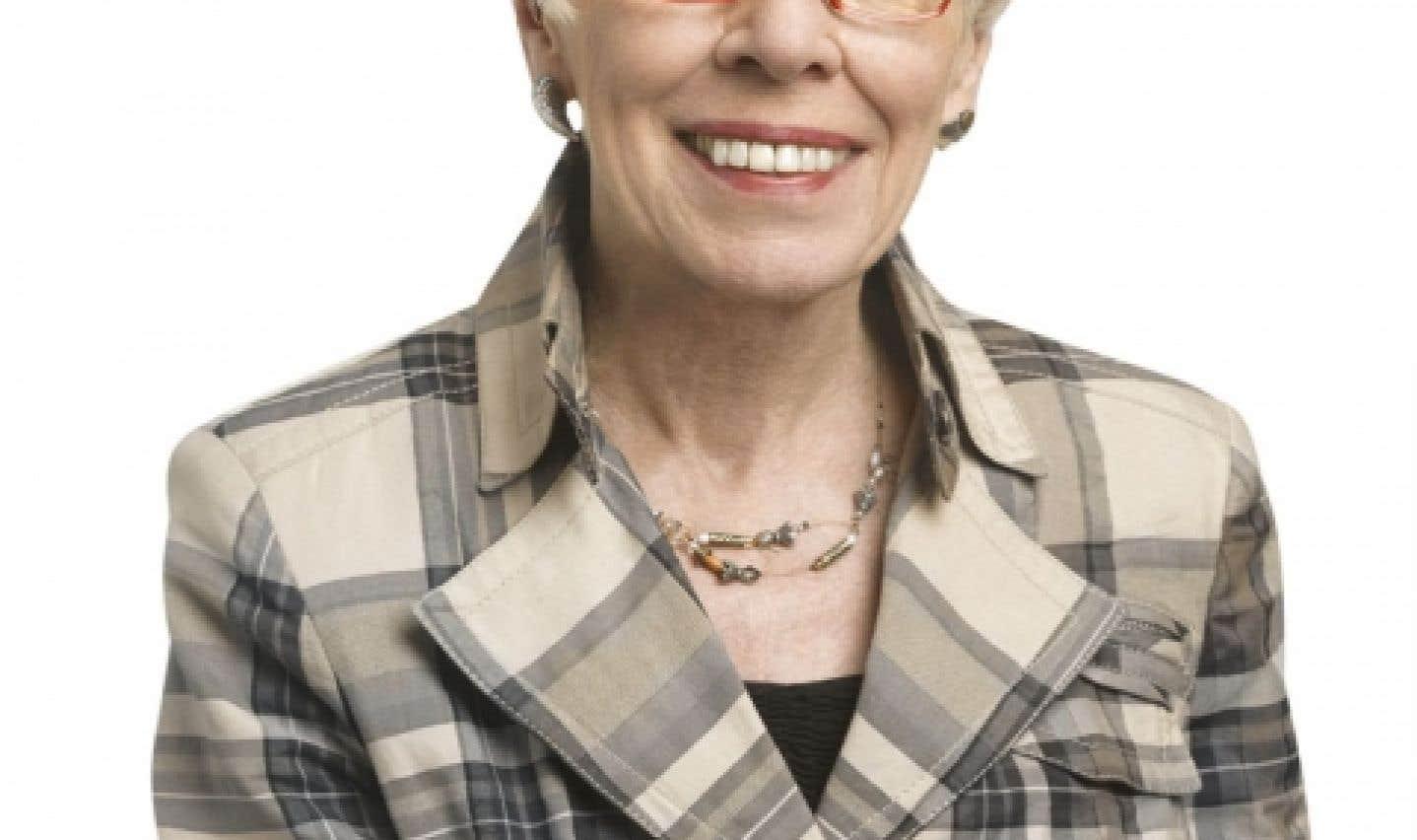 Lise Denis, directrice générale de l'AQESSS