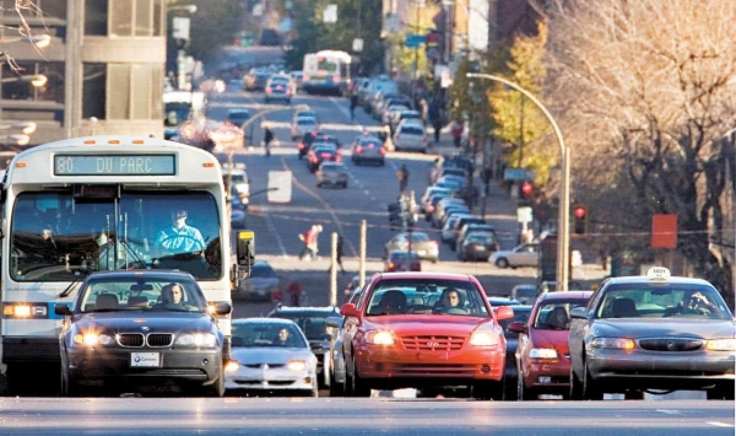 Gestion du transport collectif : Québec est montré du doigt