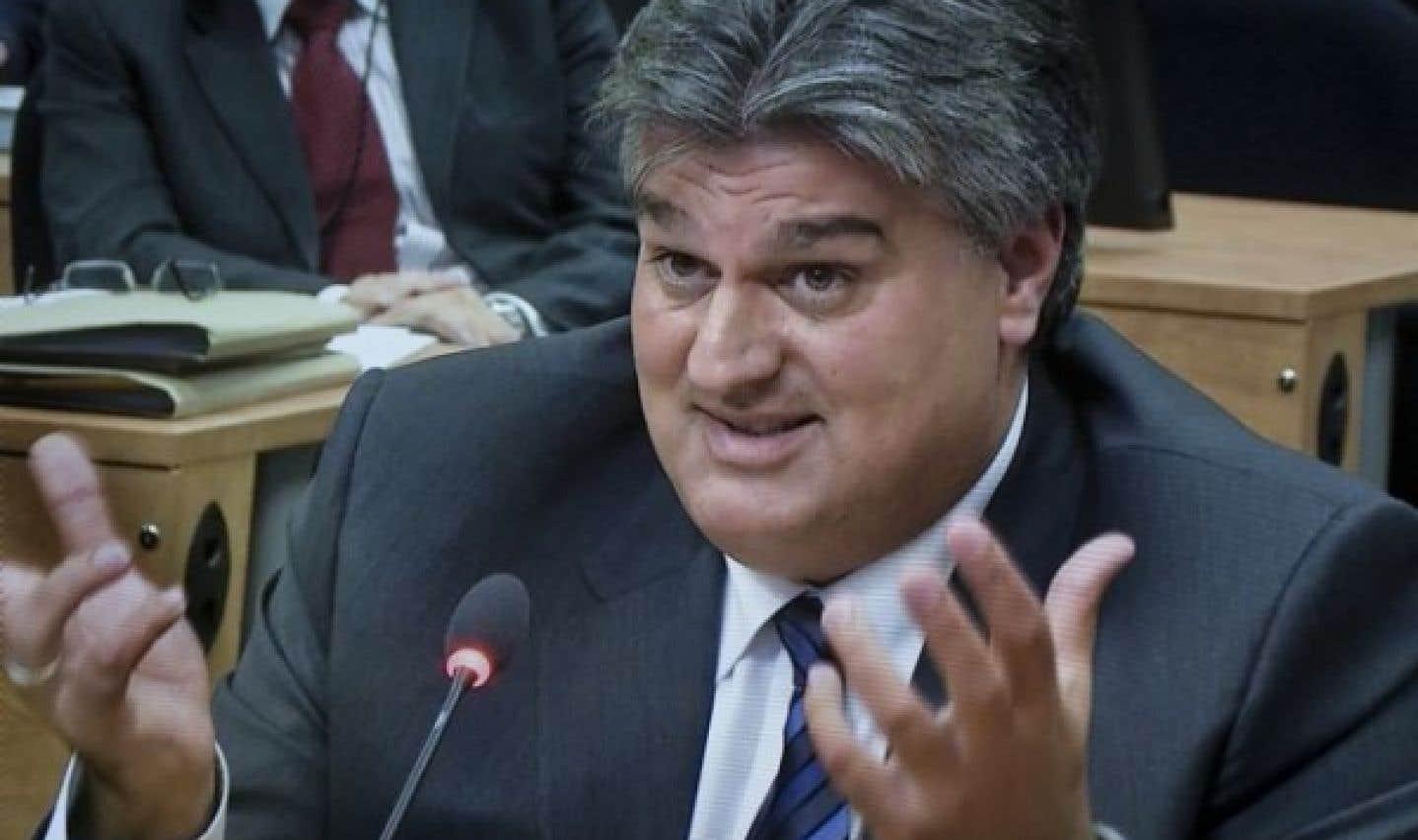 Commission Charbonneau: Zambito montre du doigt Abdallah et Zampino