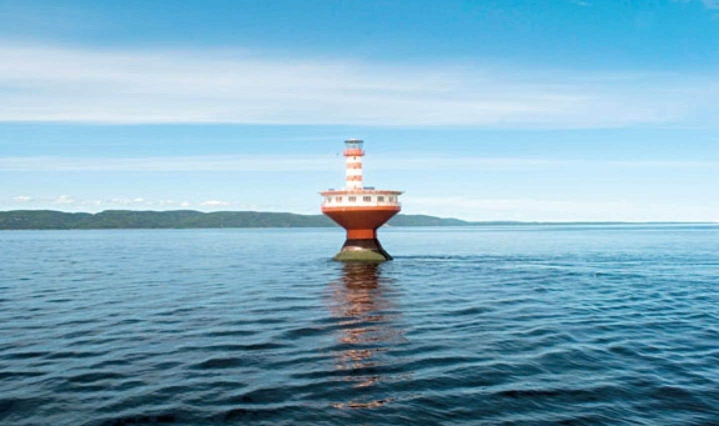 Depuis dix ans, les recherches d'André Roy se concentrent sur l'estuaire du Saint-Laurent.
