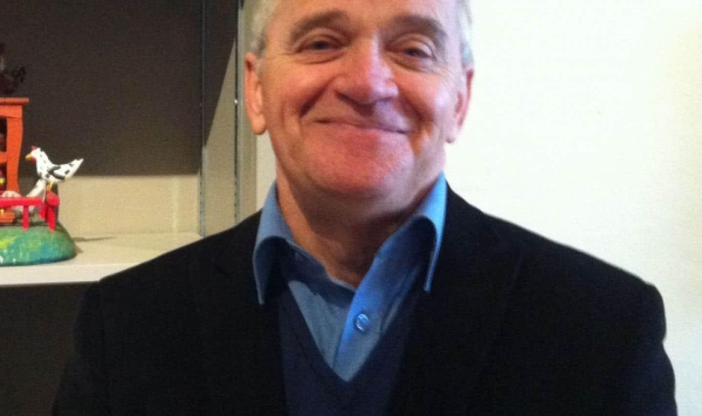 Le directeur du Musée québécois de la culture populaire, à Trois-Rivières, Yvon Noël