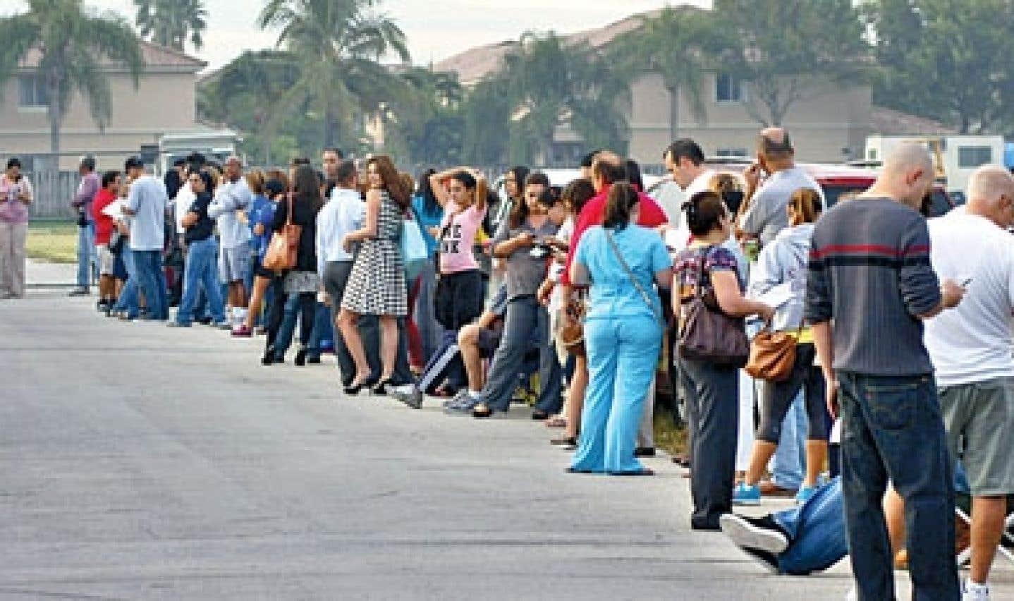 Le déroulement du vote - La patience des électeurs a parfois été mise à rude épreuve