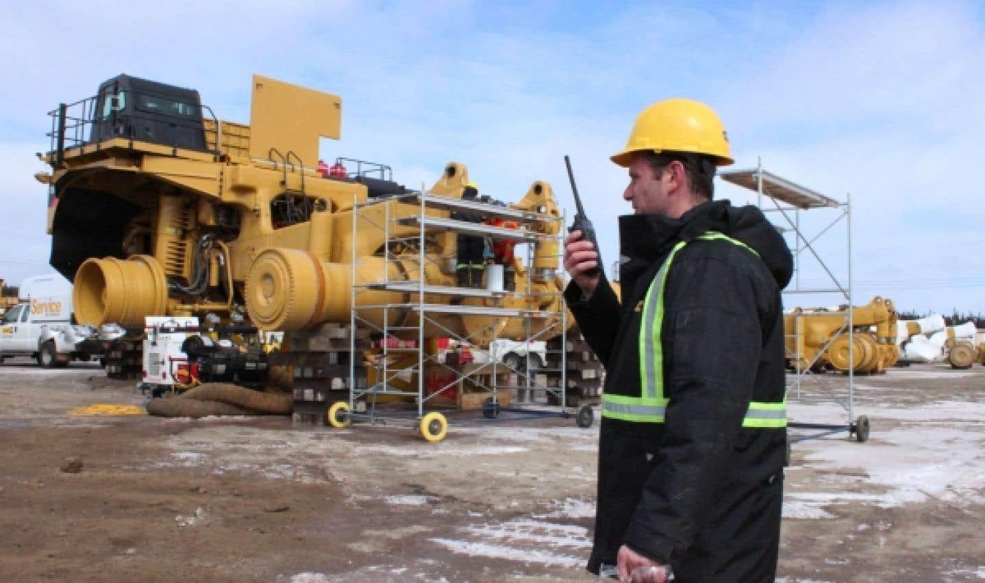 Le Fonds de solidarité FTQ s'est donné cinq lignes directrices en matière de pratiques liées au développement durable et à la responsabilité sociale dans la gestion des projets miniers, car il est question cette année pour le Fonds d'investir dans le secteur minier québécois.