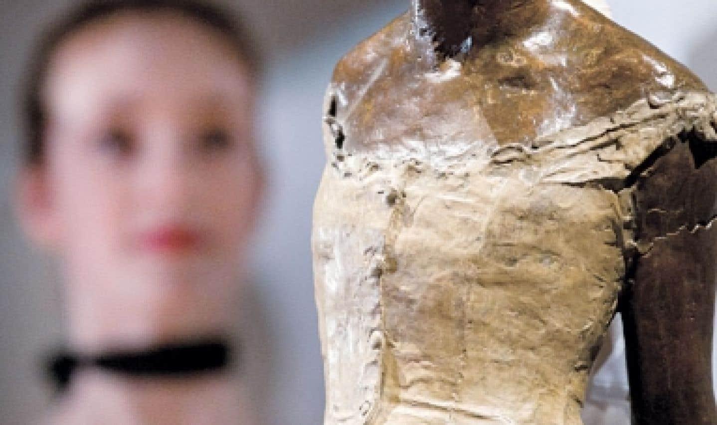 En pleine déferlante impressionniste, les idées-cadeaux du Musée des beaux-arts ont pris le rythme de la Petite danseuse de Degas.