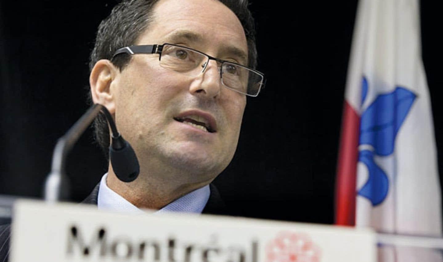 Étude secrète : Montréal fait appel à l'UPAC
