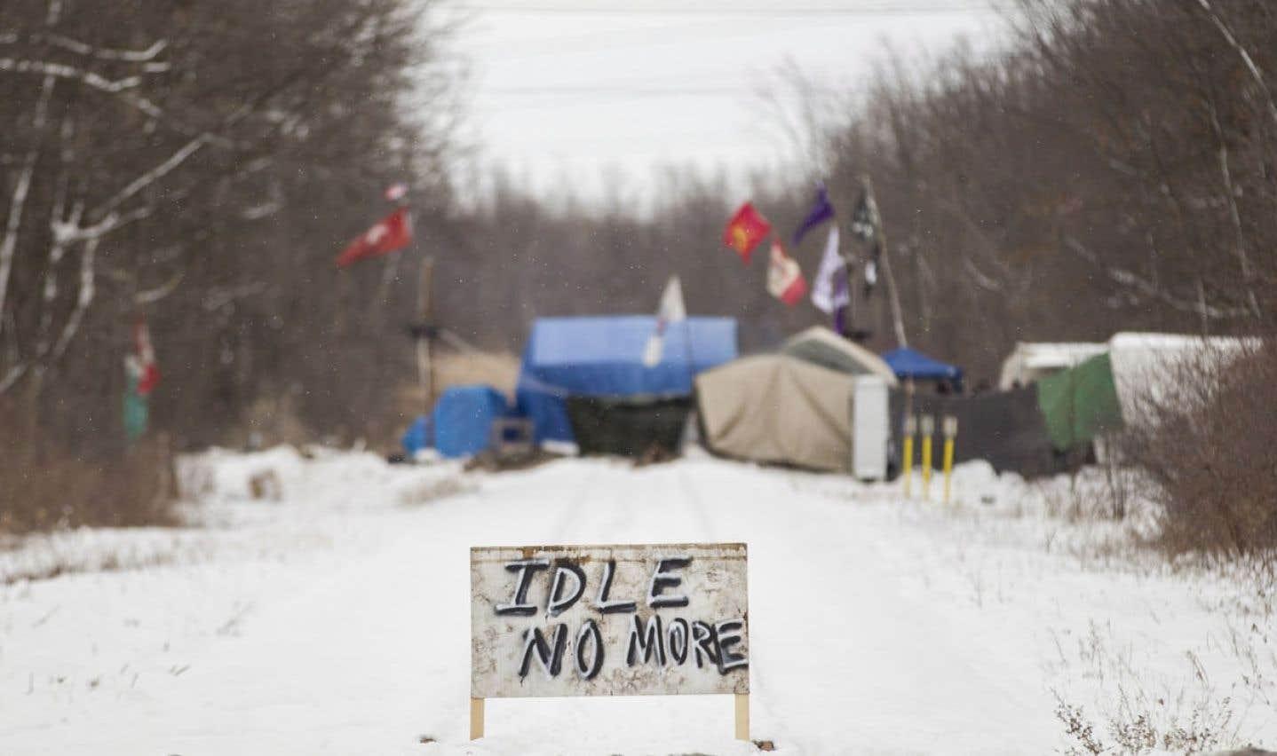 Idle No More grandira en 2013, prédit un chef