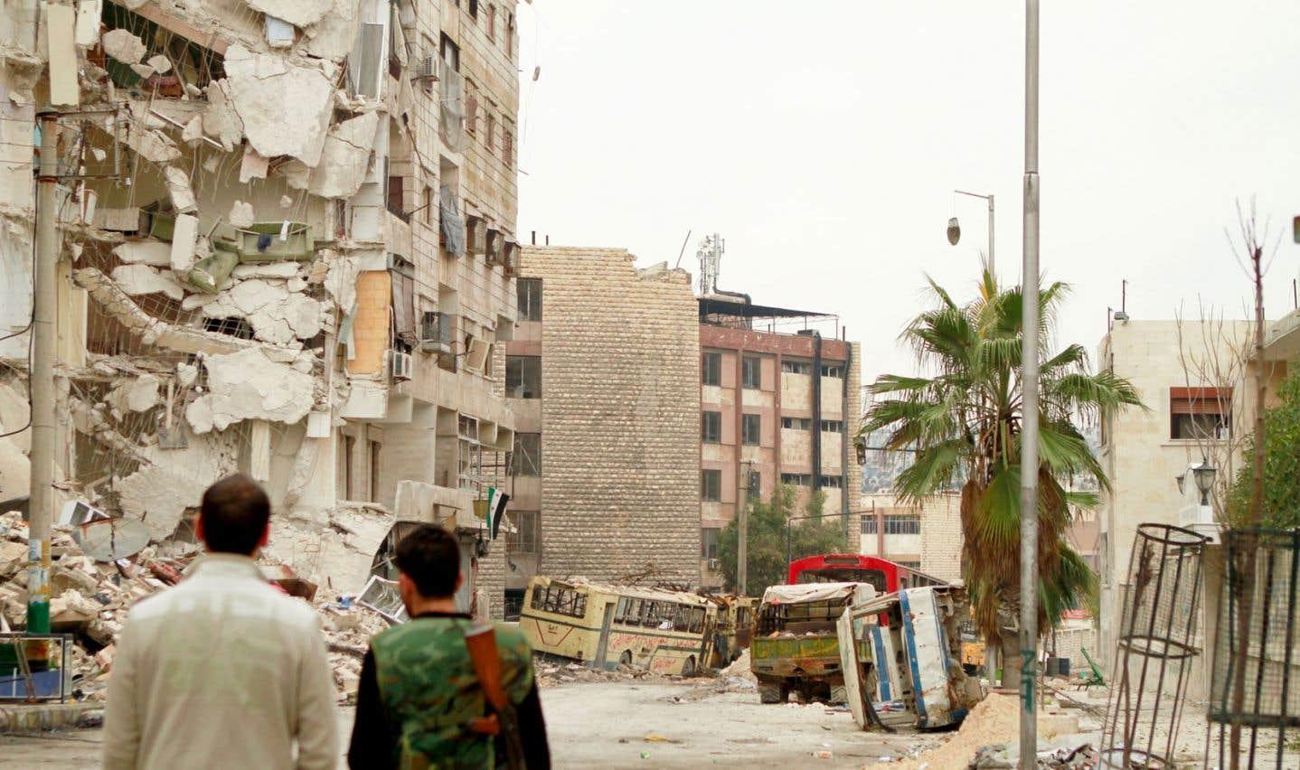 Le conflit syrien a fait plus de 60 000 morts, selon l'ONU