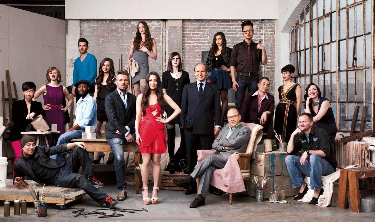 Produite par l'actrice américaine Sarah Jessica Parker, Les règles de l'art montre en action quatorze jeunes artistes devant relever des défis créatifs de toutes sortes. Sur les ondes d'ARTV.