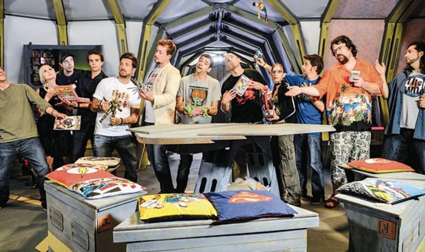 Afin d'attirer un public de jeunes trentenaires, Planète + diffuse dès lundi + ou - geek.