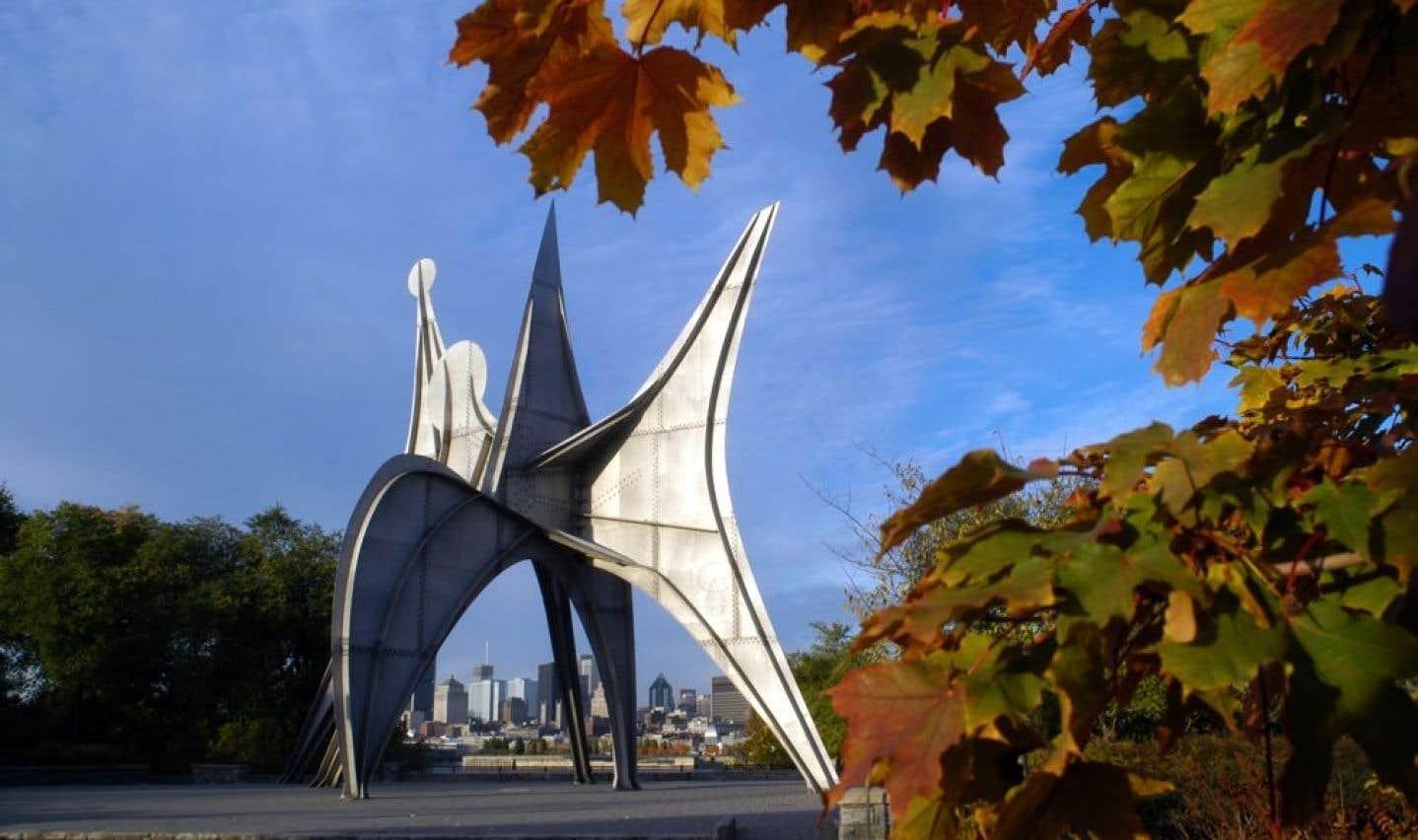 Il faut résister à la tentation de relocaliser la sculpture de Calder