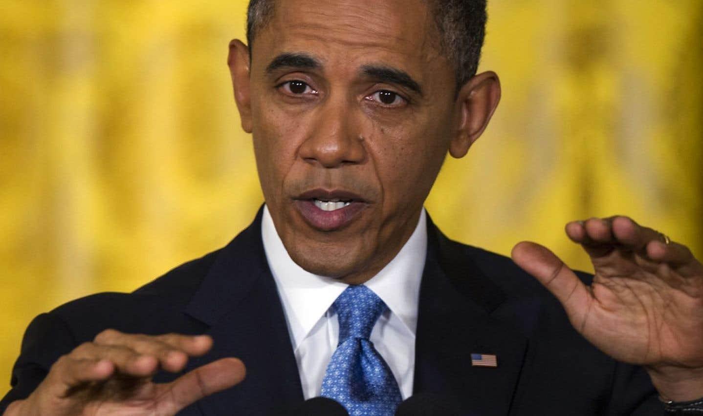 La cote d'Obama à 51% à trois jours de l'investiture