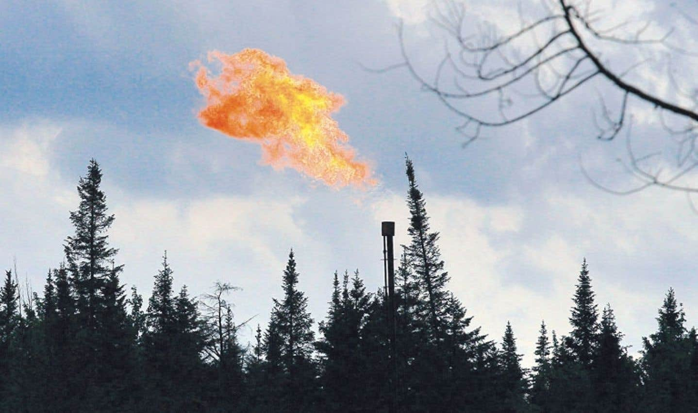 Gaz de schiste: une exploitation trop risquée en zone habitée, dit Ouellet