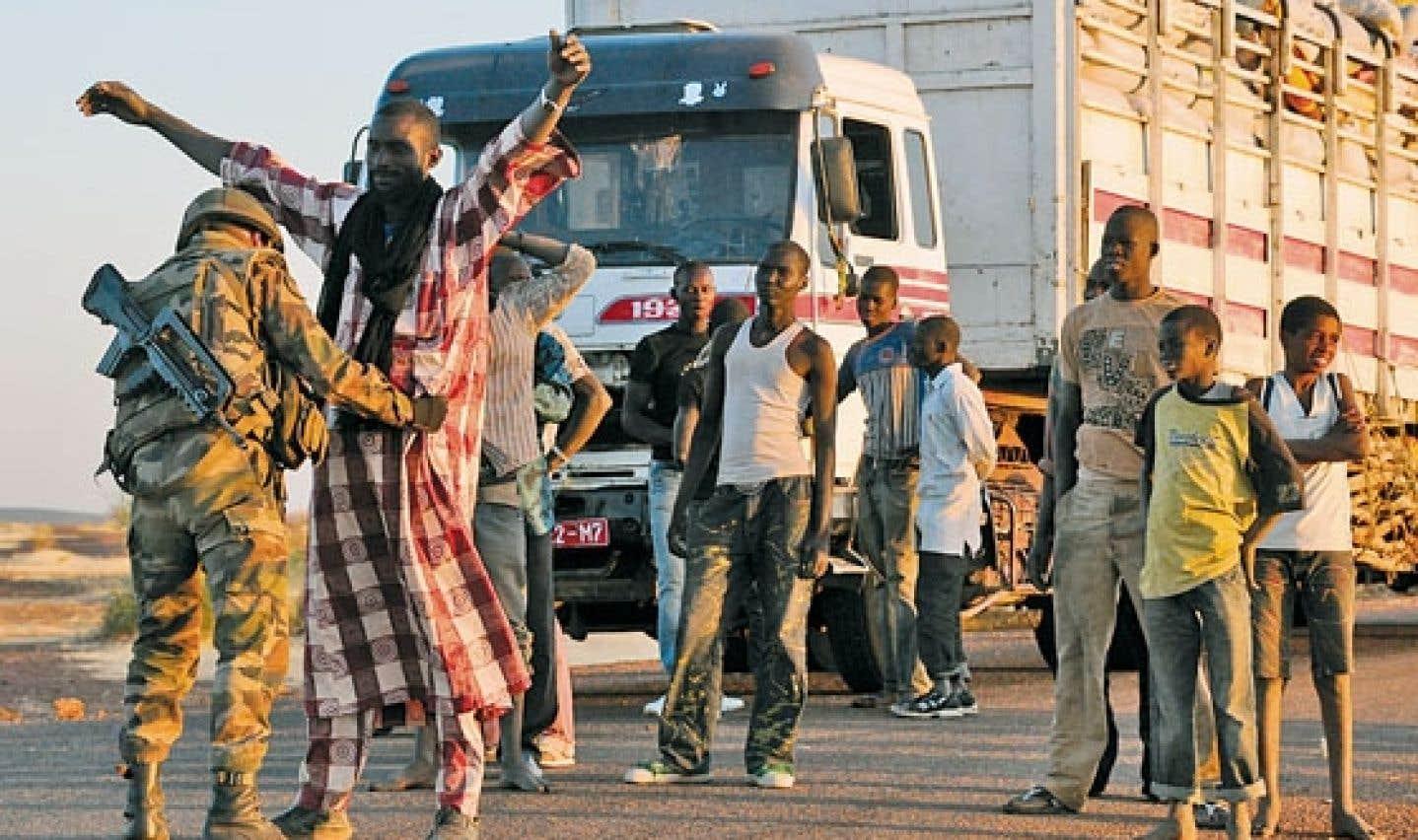 Mali - L'armée tente de sécuriser le territoire libéré