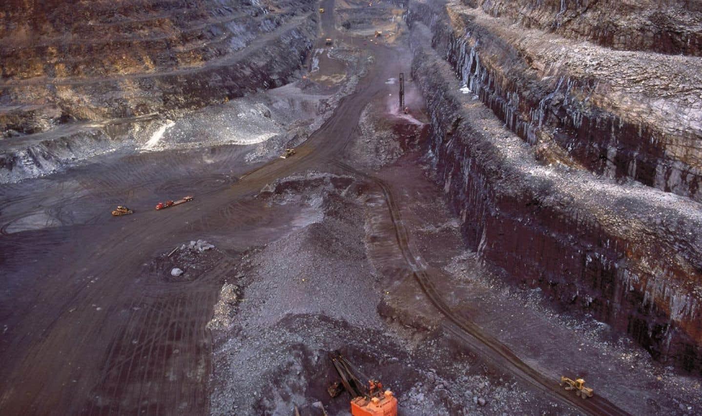 Redevances minières - Québec avance à l'aveuglette