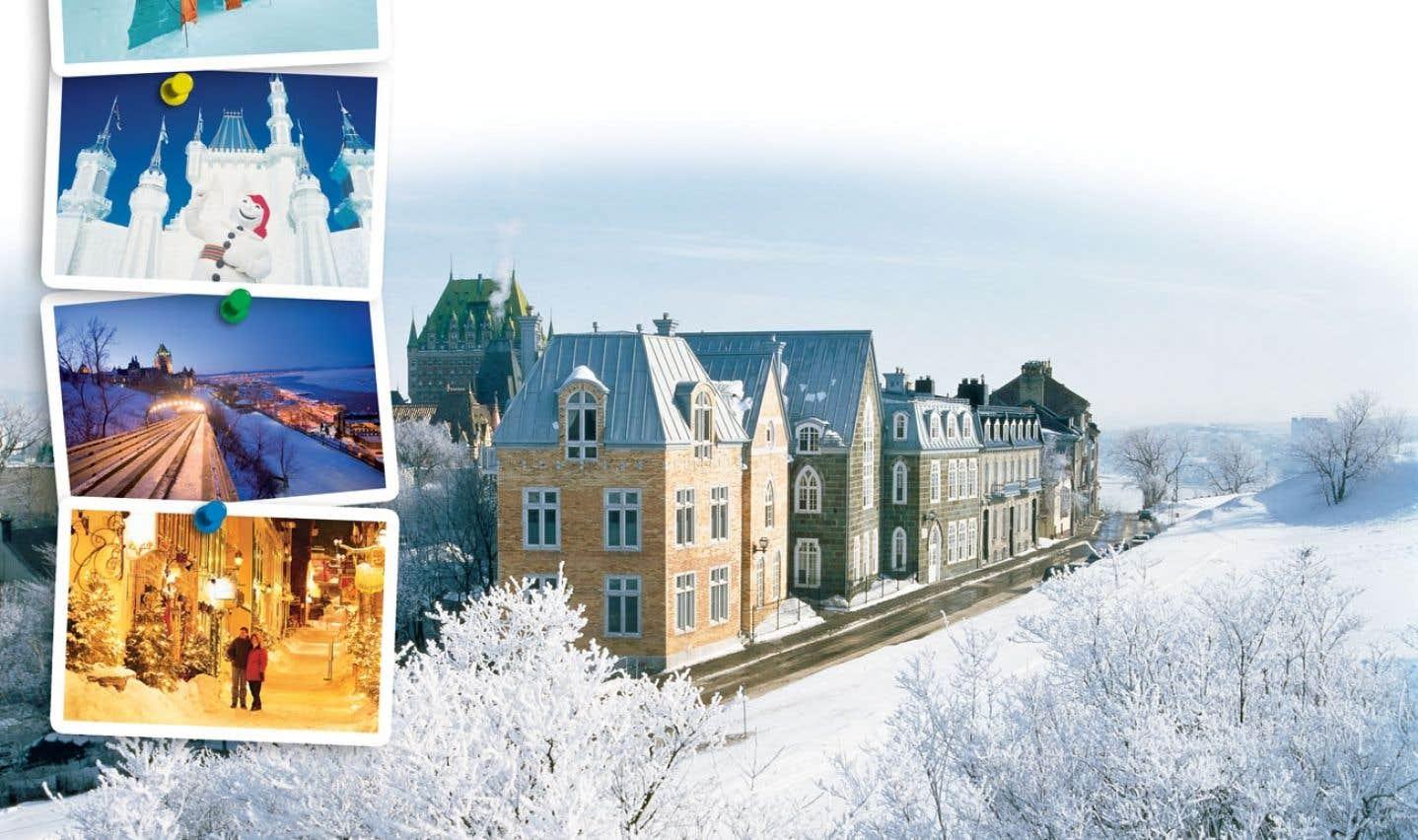Selon les dernières données de Statistique Canada, publiées en 2010, c'est le marché québécois qui représente la plus grande part de la clientèle d'affaires de la région de Québec, avec 67,5 %, et 49 % des dépenses touristiques.
