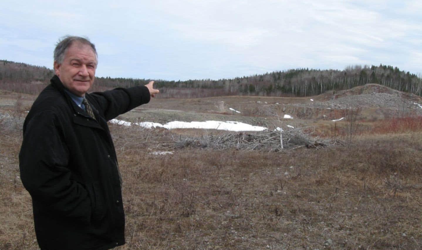 Gaspésie - Une cimenterie sera exemptée de redevances et de l'impôt minier