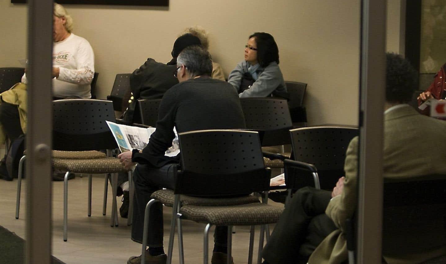 Légale, la gestion des rendez-vous médicaux par le privé?
