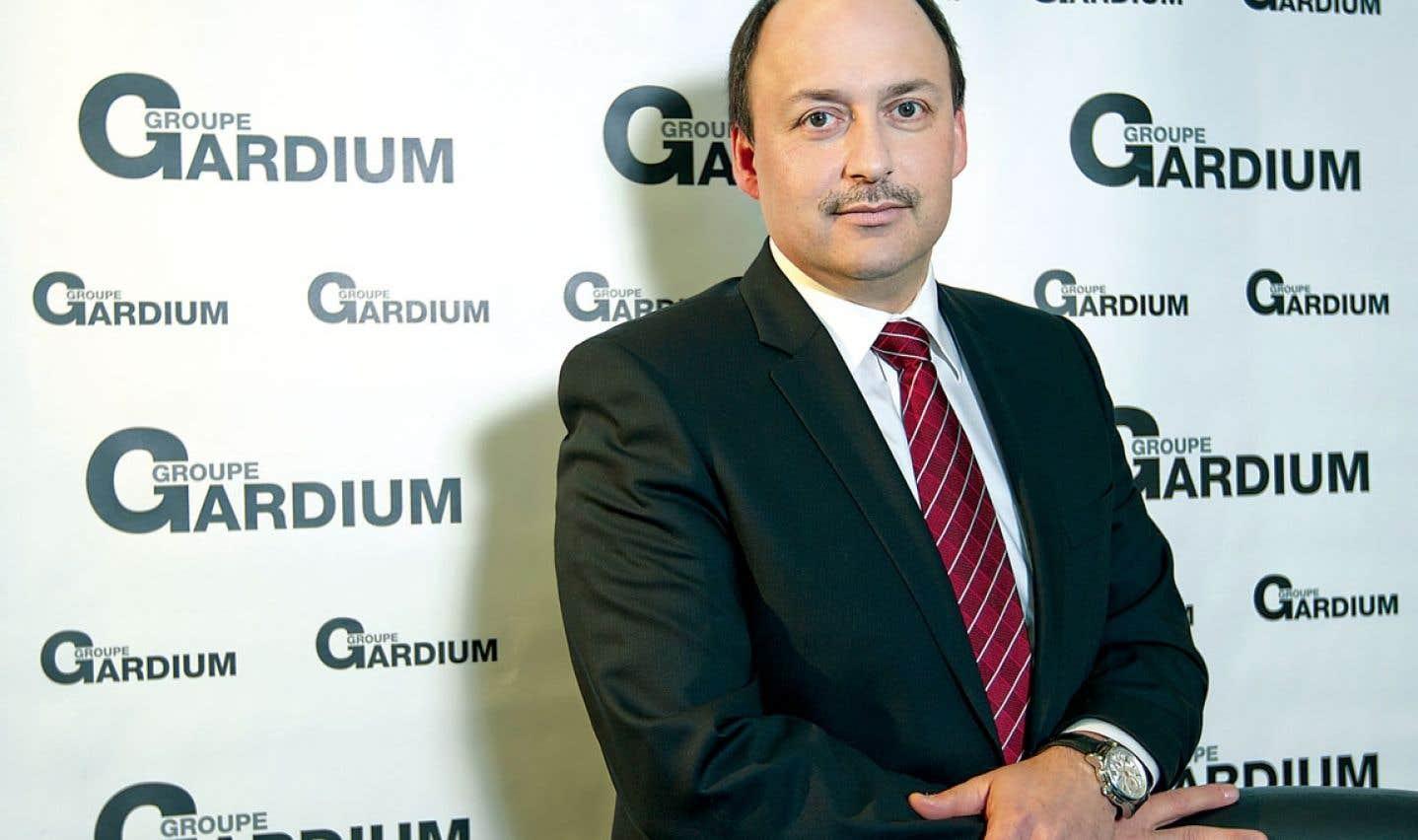 L'entreprise dirigée par Dany Laflamme offre notamment des services de gardiennage. Les agents de Gardium étaient postés à l'UQAM pendant le « printemps érable ».