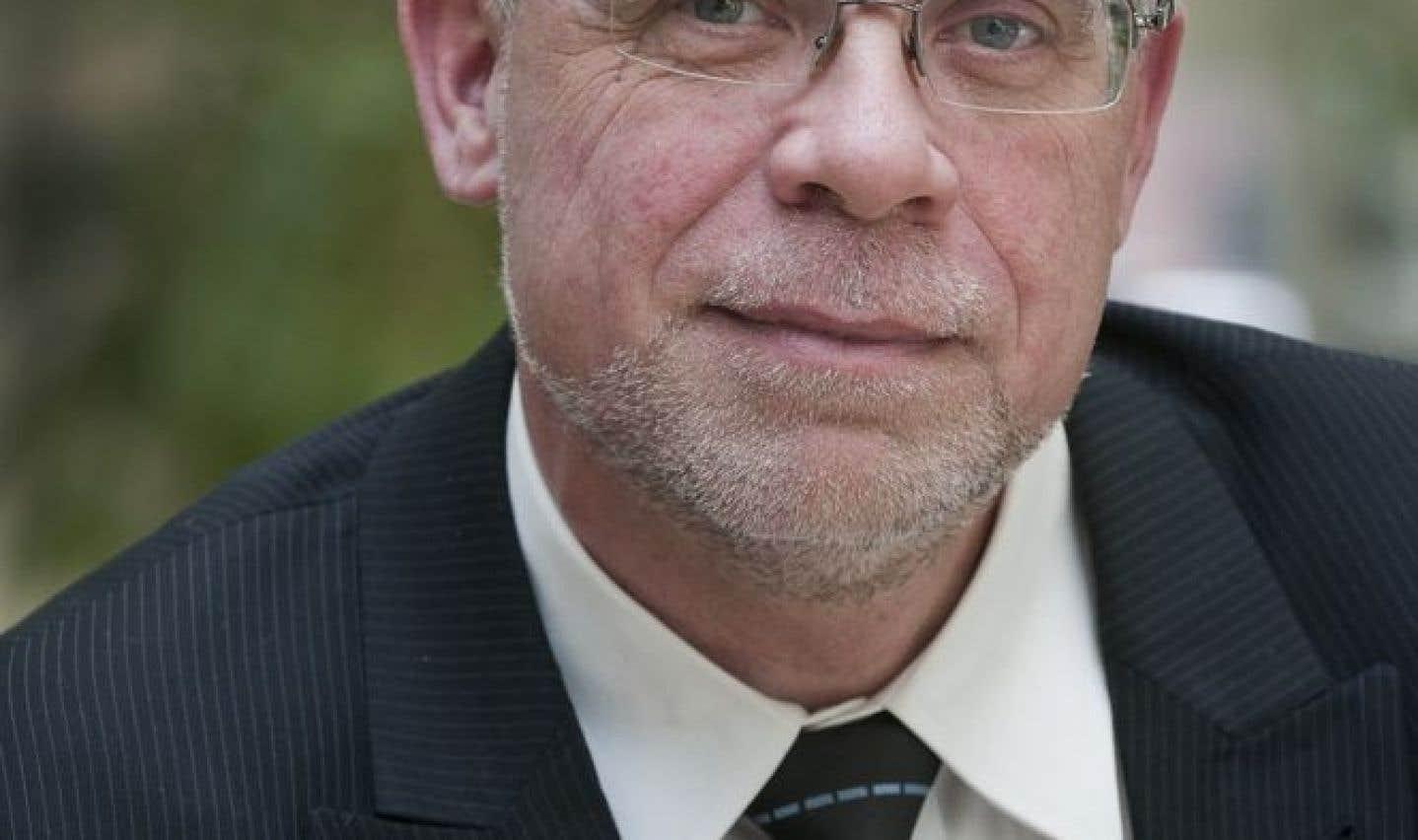 « Nous ne sommes pas des redresseurs de tort ni des don Quichotte de la finance », dit Daniel Simard, directeur général de Bâtirente.