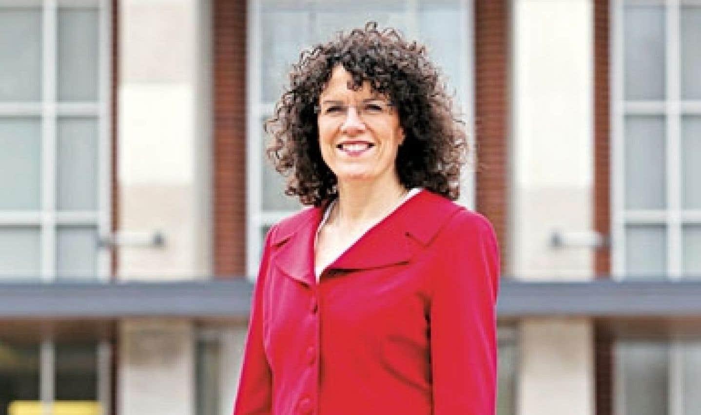 Lynne McVey, directrice générale de l'Institut Douglas