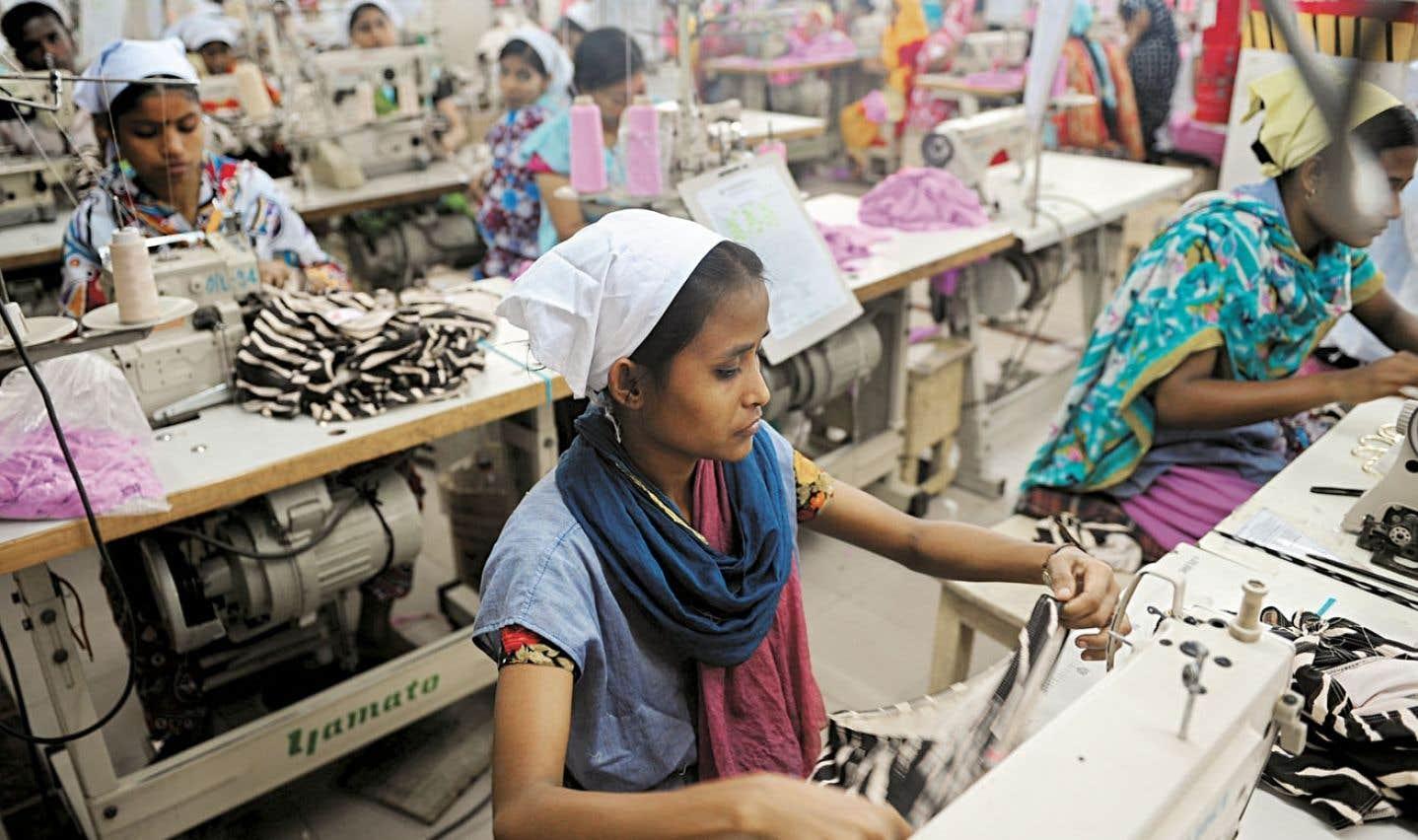 Collier de misère, la mondialisation à la chaîne