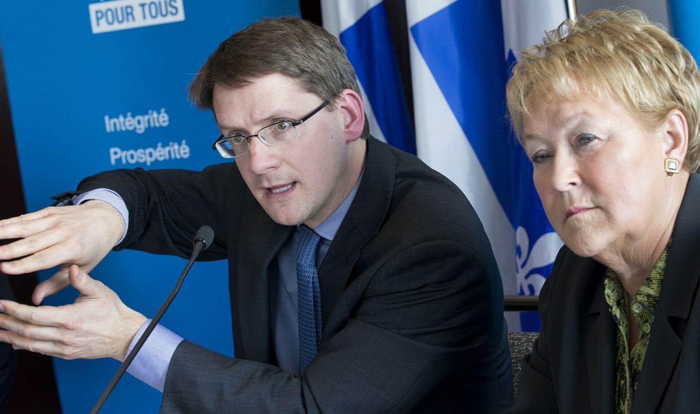 Le gouvernement de Pauline Marois a déposé le projet de loi sur l'économie sociale le 19 mars dernier. C'est le ministre des Affaires municipales, des Régions et de l'Occupation du territoire, Sylvain Gaudreault, qui sera chargé du dossier.