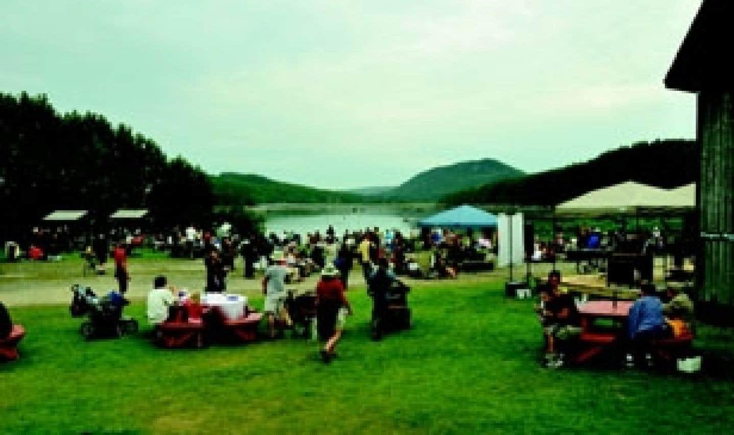 Quelque 50 % des participants au festival Concerts aux îles du Bic  proviennent du Bas-Saint-Laurent.