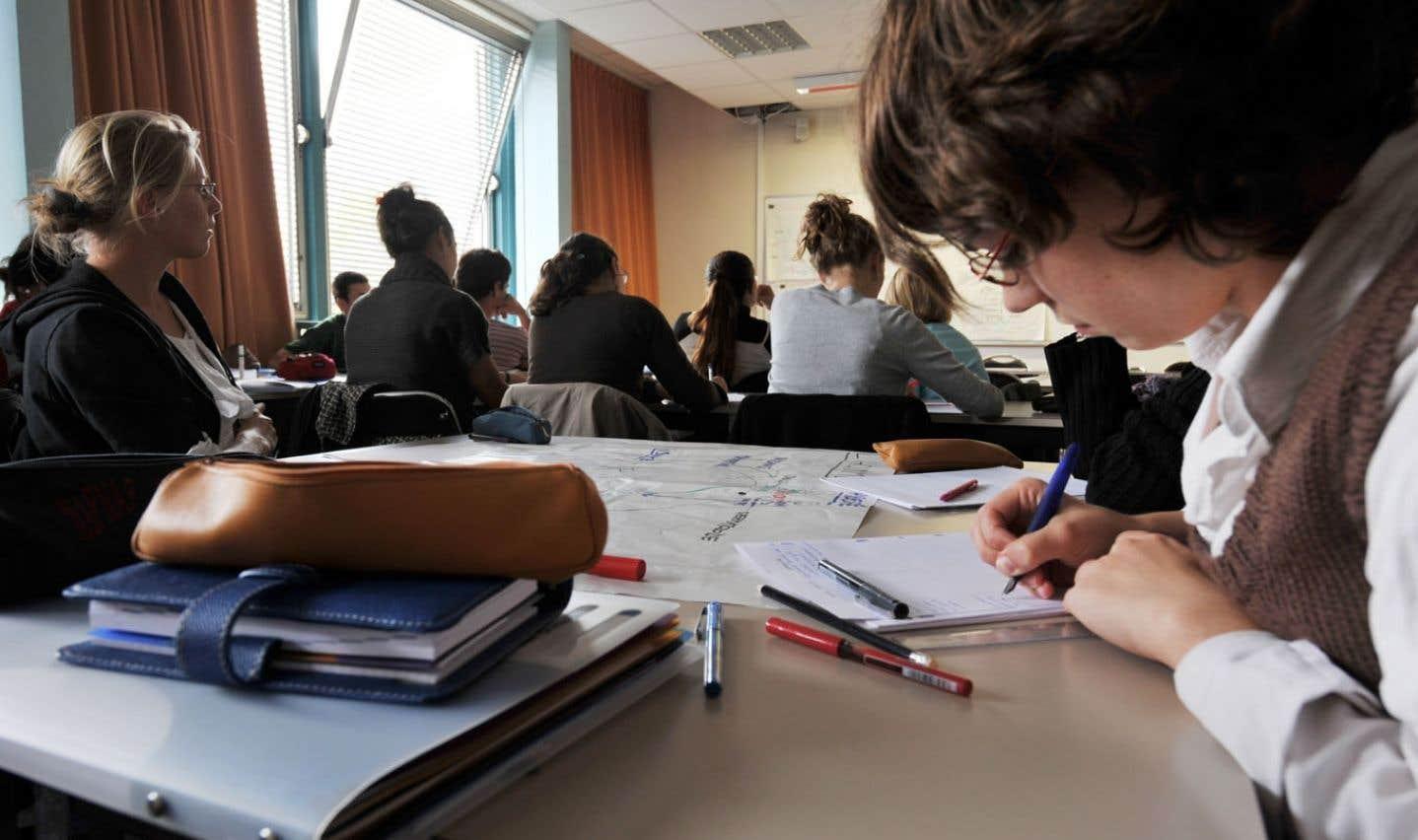Pierre Doray croit qu'il faut valoriser l'éducation aux adultes auprès de toute la population, et pas seulement pour les décrocheurs.