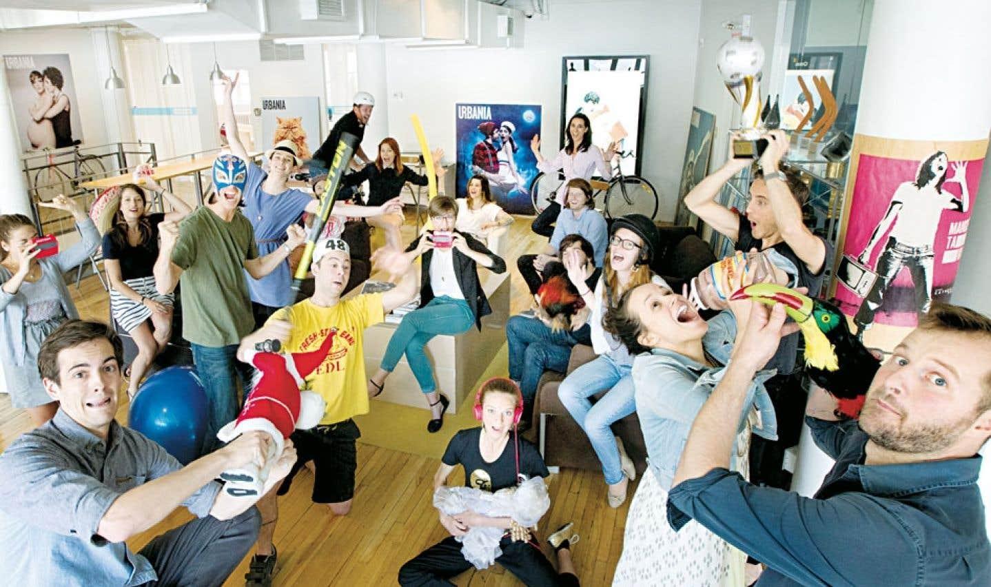 Urbania fête dix ans d'ironie concentrée