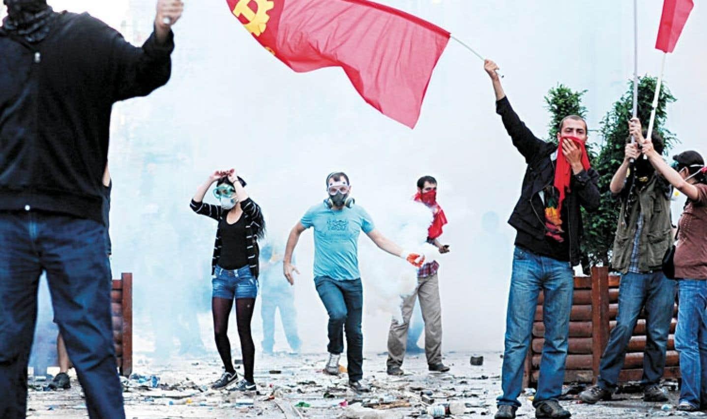 La sauvegarde d'un parc devient un enjeu politique à Istanbul