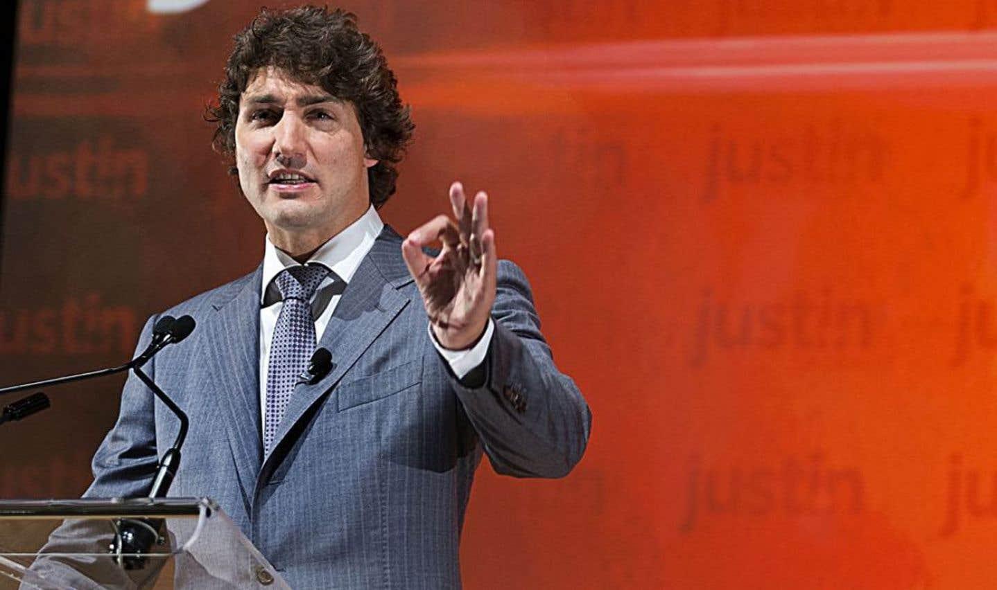 Sondage Léger Marketing-Le Devoir-The Gazette - Trudeau, premier de classe