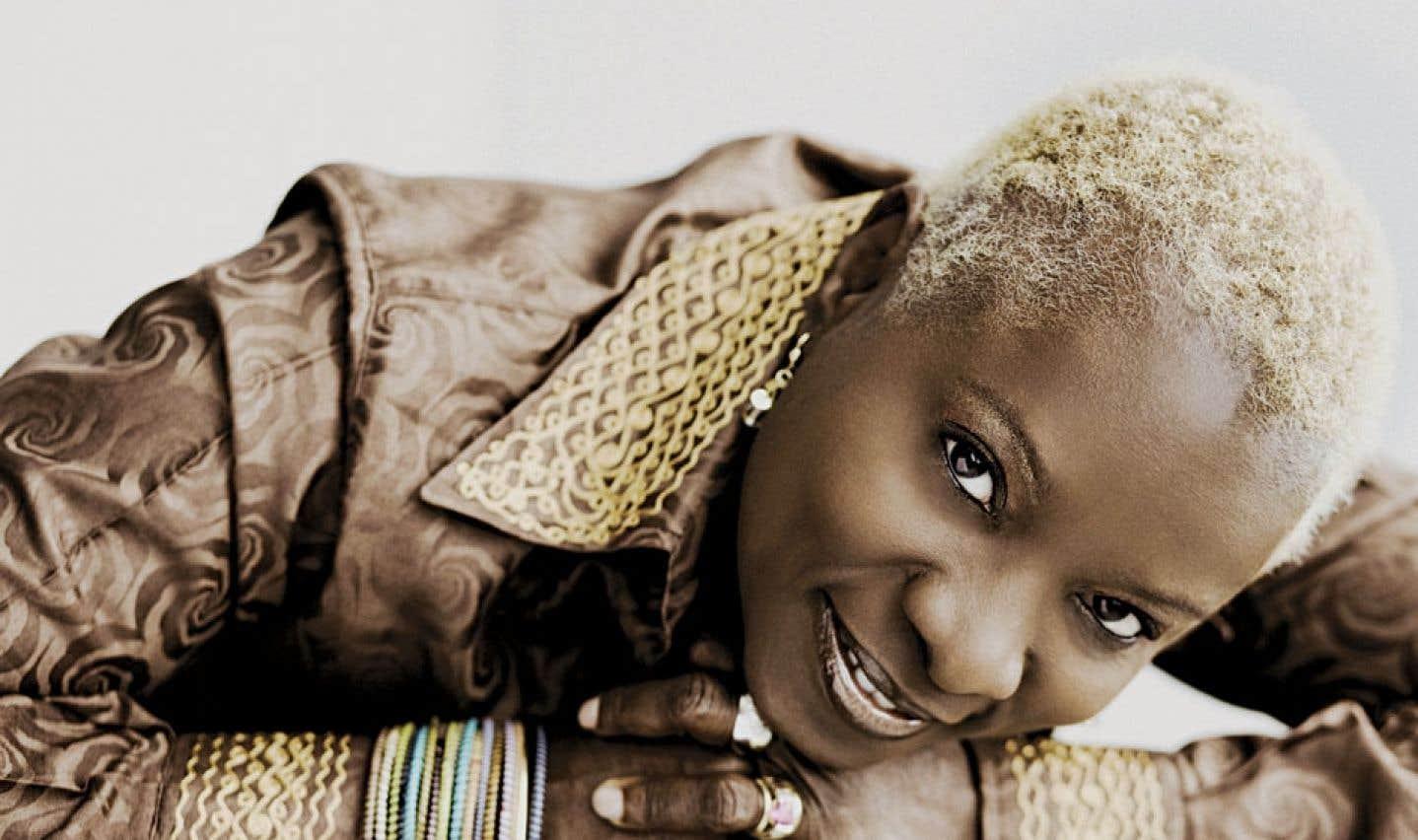Angélique Kidjo, marraine de toutes les causes