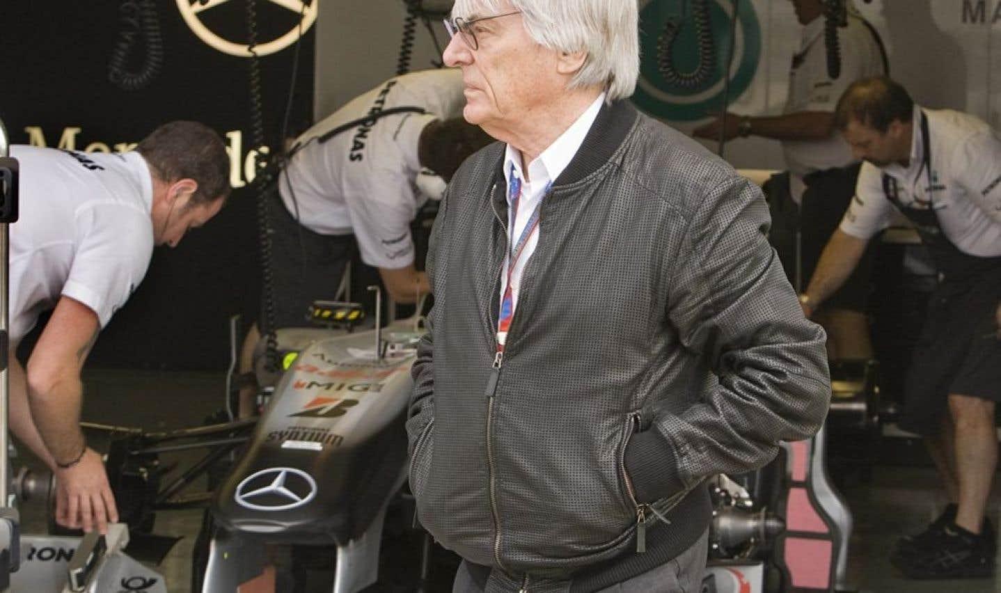 Formule Un - Bernie Ecclestone accusé de corruption en Allemagne