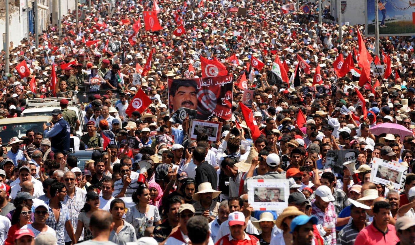 L'Égypte, la Tunisie et la Libye toujours en pleines turbulences