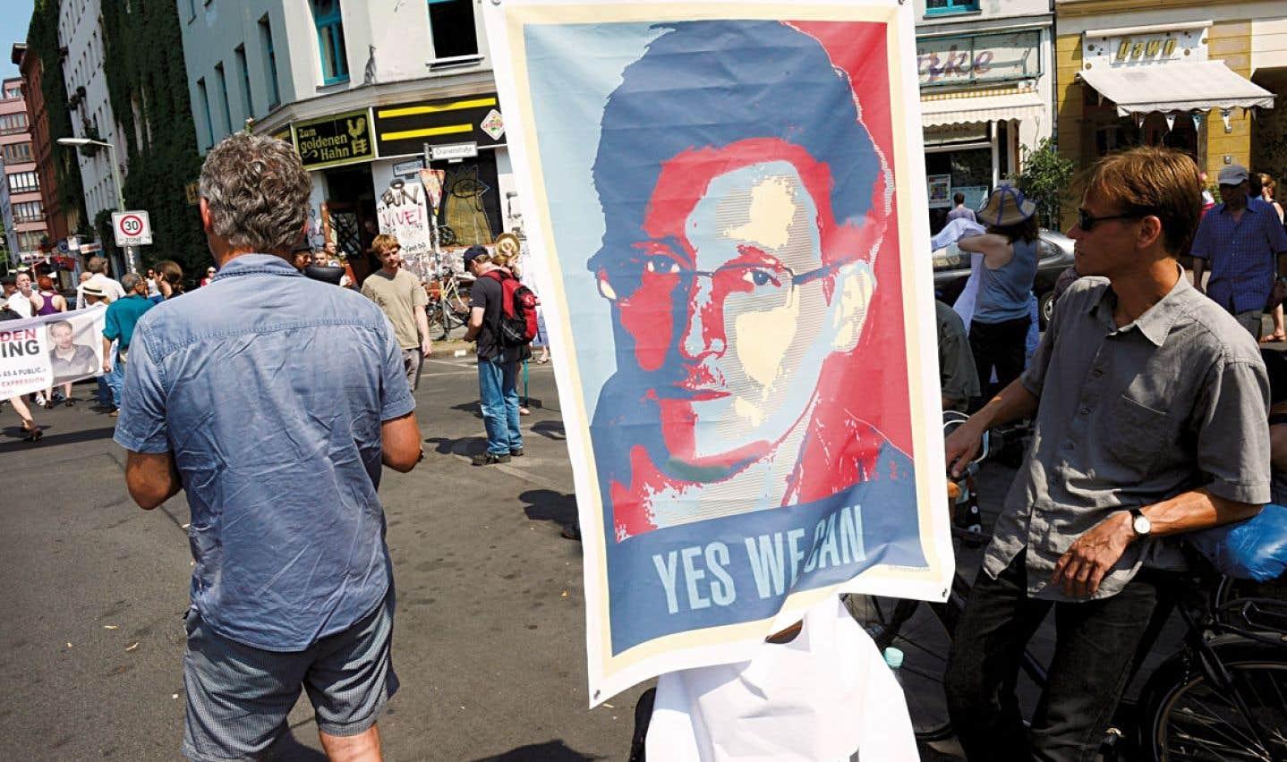 Snowden révèle XKeyscore - «Tout ce qu'un utilisateur lambda fait sur Internet» est à la portée de la NSA
