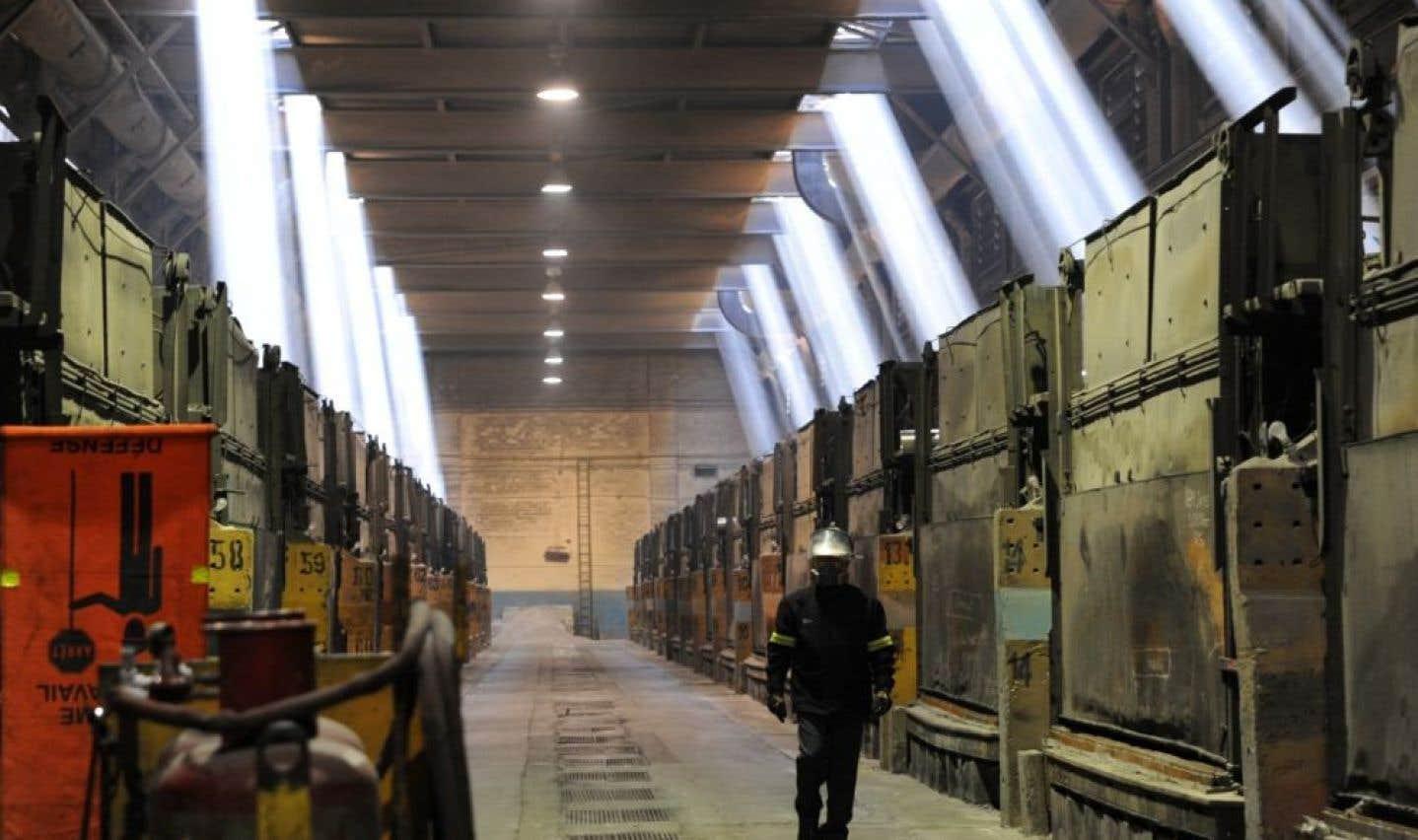 L'usine Rio Tinto Alcan ferme à Shawinigan - La fin d'une époque