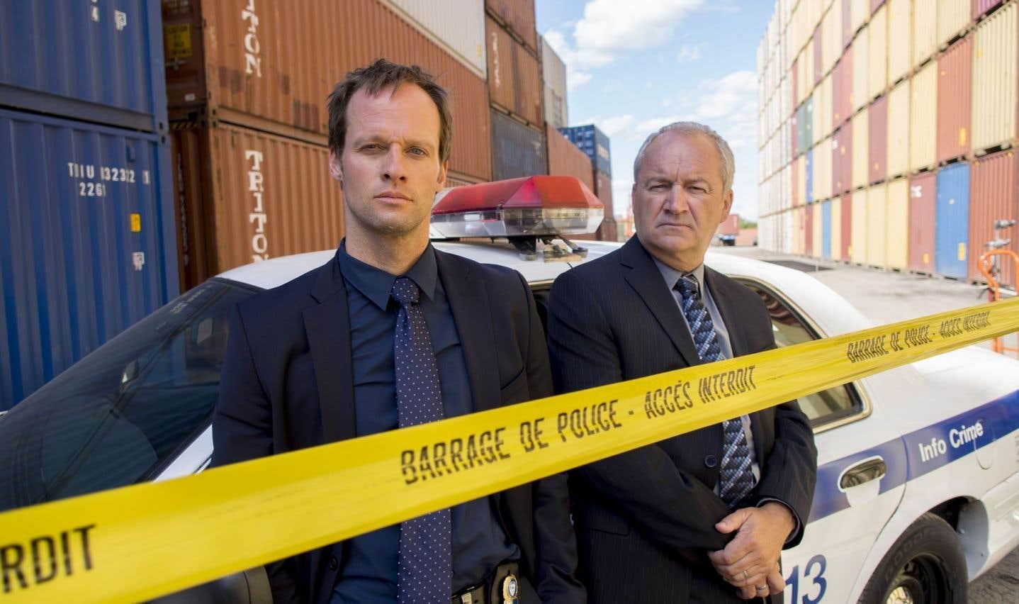 Les policiers Cadieux (David Boutin) et Beauvais (Michel Barrette) sont de retour pour la troisième saison du Gentleman. Cette fois, l'intrigue s'organise autour de deux enquêtes principales, en apparence sans lien entre elles.